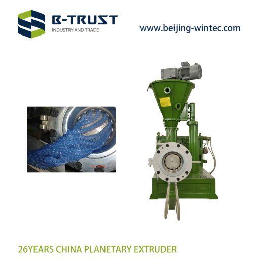 PVC Sheet Making Planetary Screw Extrusion Machine