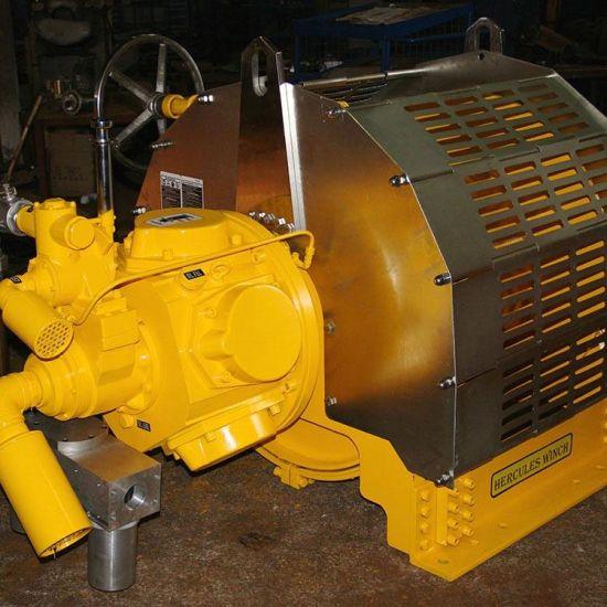 0.5 Ton (1000Lbs) Small Remote Control Pneumatic Winch/Air Tugger Winch/Air Hoist/Air Winch