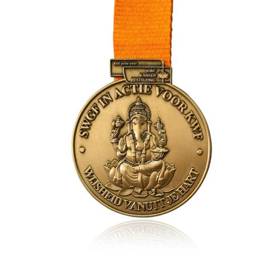 Custom Design Custom Medal No Minimum