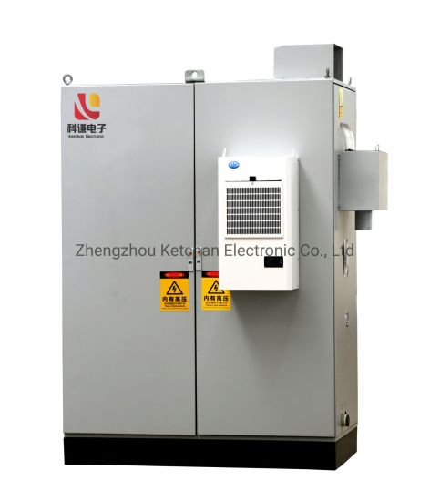 High Frequency Induction Heating Machine for 6t Crank Shaft Quenching Heat Treatment