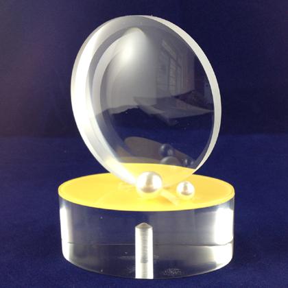 1.499 Lenticular Optical Lens Cr 39