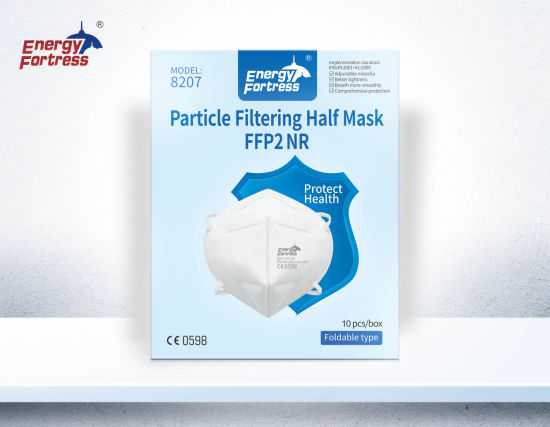 Best Seller 5 Layers PPE Products Disposable FFP2 Face Mask for Sale in Stock