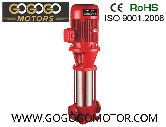 Vertical Multistage Booster Fire Fighting Jockey Pump (cdlf)