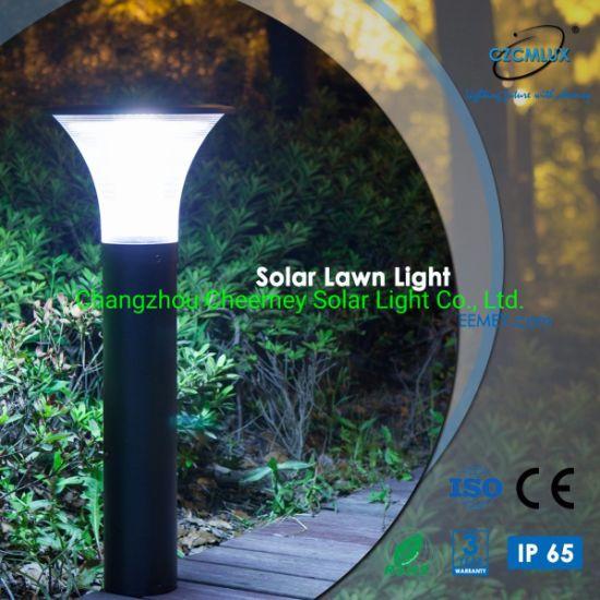 Environmental Friendly LED Solar Lawn Light IP65 Waterproof