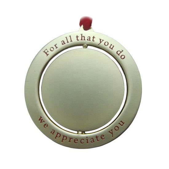 Custom Blank Insert Wrestling Medals
