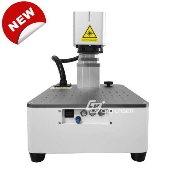 22kg Portable Laser Marking Machine for Computer Car Parts