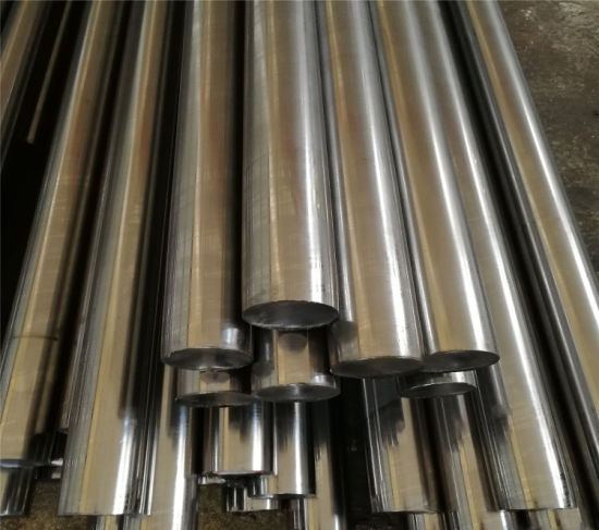 Ss440 A36 S20c S45c 1018 1045 4140 12L14 Steel Round Bars Cold Drawn  Polished Steel