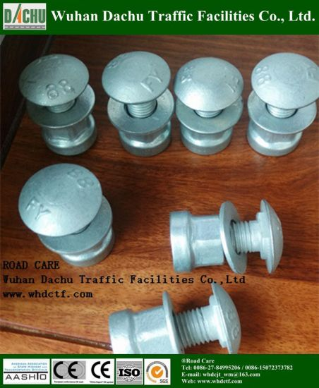 Guardrail Block Bolt and Nut pictures & photos