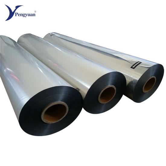 Vacuum Metalized Pet/Polyester Film VMPET Flexible Packaging Material
