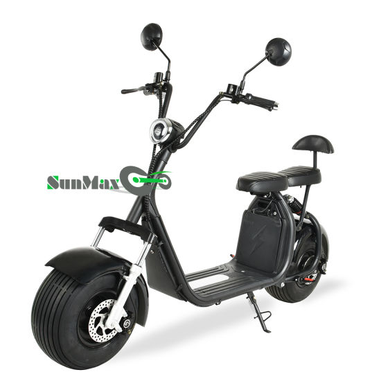 1500W Motor Scooters with 35km Speed