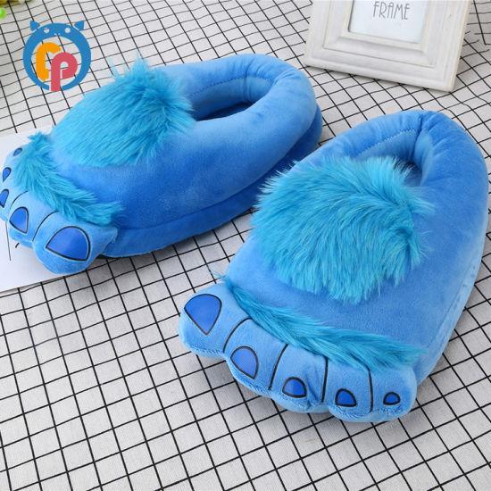 Plus Size House Footwear Man Slipper for Winter