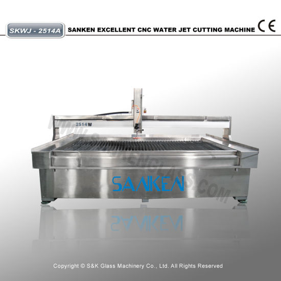 CE Water Jet Cutting Machine