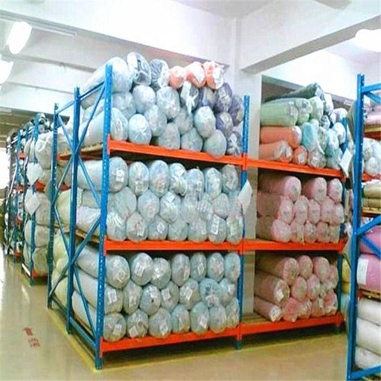 Textile Industrial Warehouse Stacking Storage Rack Fabric Rolls Stillage