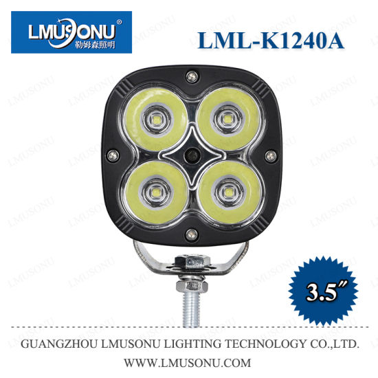 New K1240A 3.5 Inch 40W CREE LED Driving Lights for off Road Vehicles Waterproof
