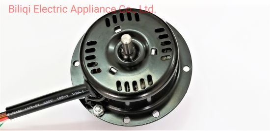 "Single Phase 100V to 240V AC Table Strength Fan Motor 12""Small Floor Pedestal Fan Electrical Motor"