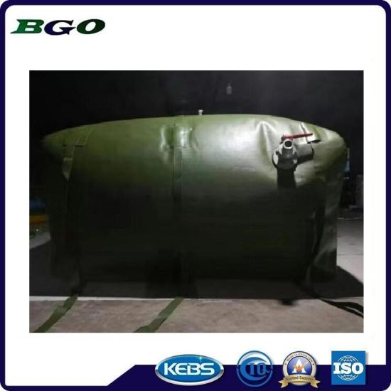 Gasoline and Diesel Square Bladder Fuel Tank pictures & photos