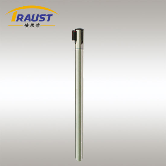 Rotated 360 Degree Cassette, Crowd Control Barrier, Retractable Belt Stanchion
