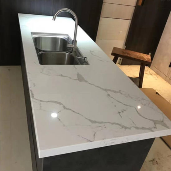 Artificial Quartz Stone for Kitchen Countertop&Bathroom Vanity Top