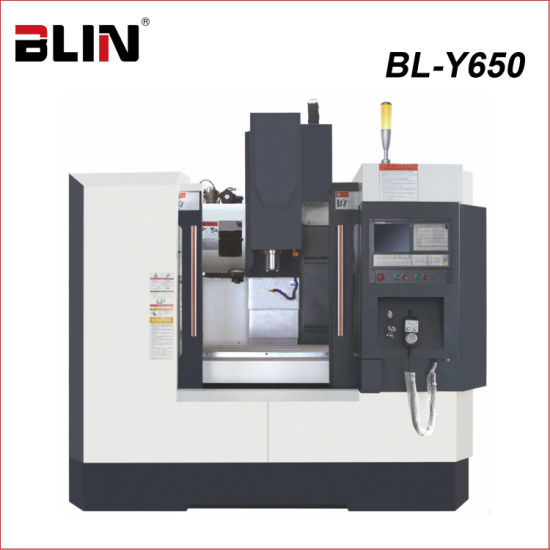 CNC Milling Machine/CNC Machining Center (BL-Y650) (Linear guideway, High quality) pictures & photos