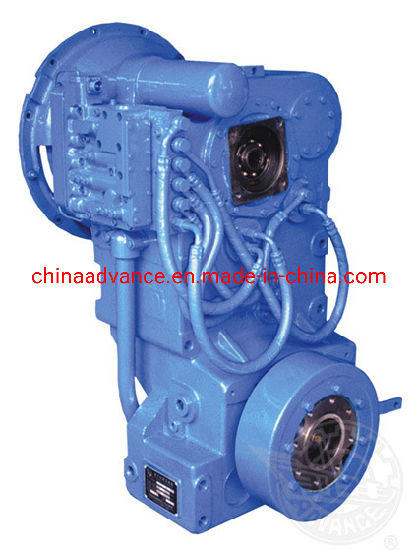 Fixed-Shaft Multi-Speed Hydraulic Speed Variator (YD13) Advance Transmission pictures & photos