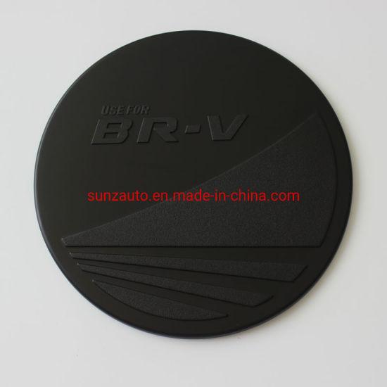 Fit for Br-V Brv 2016-2017 Black Oil Fuel Tank Cap Cover Trim 1PCS Ycsunz
