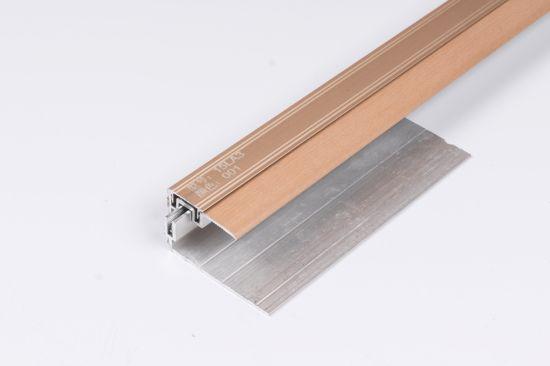 China Ck Aluminium Floor Side Profile