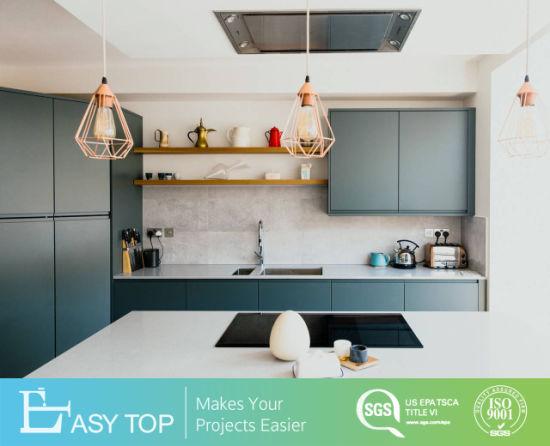 PVC Edge Banding Flexible Plastic Strips for Kitchen PVC Door Grey Kitchen Cabinet