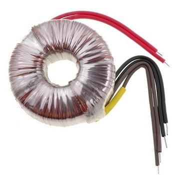 AC Toroidal Single Phase Power Ignition Transformer 220V 15V
