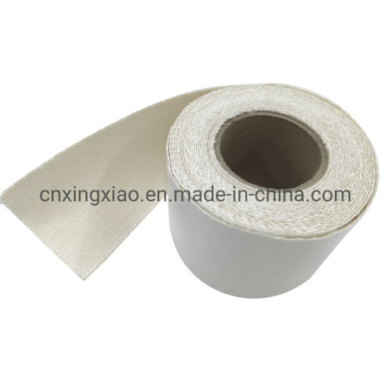 Fireproof Thermal Insulation 1000-1200 Centigrade High Silica Tape