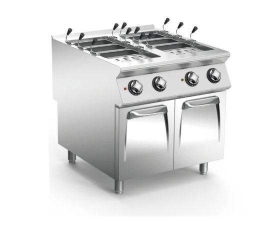 Commercial Stainless Steel Wsetern Style Spaghett Stove Pasta Stove
