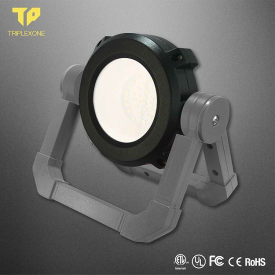 2019 Newest Auto LED Lights EMC Round Offroad Osram Spot/Flood Beam LED Work Lights for Truck Tractors Agriculture Machinery pictures & photos