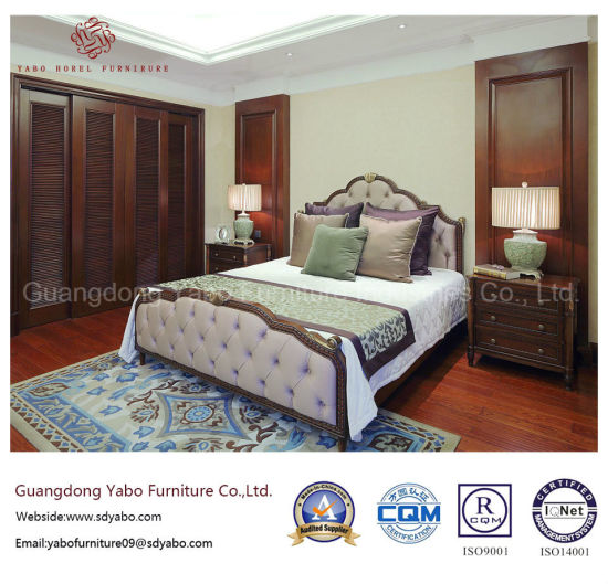 Five Star Hotel Furniture With Modern Bedroom Furniture Set (YB S 22)
