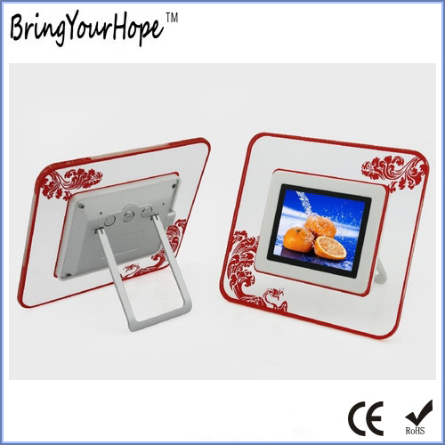 China 2.4 Inch Heart Shape Mini Digital Photo Frame (XH-DPF-024C ...