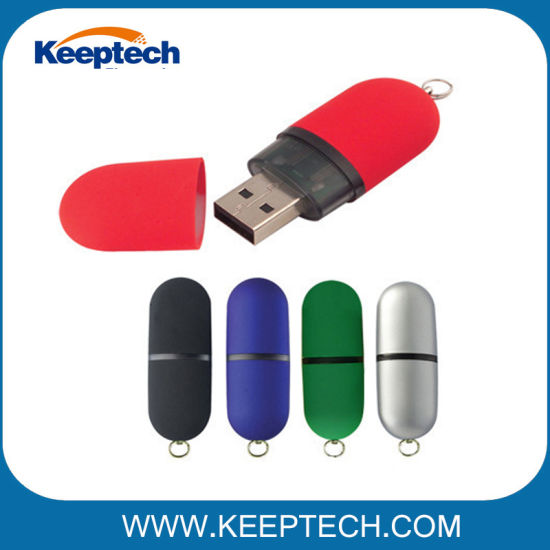 Pill Shape USB Flash Drive USB Stick for Promotional Gifts 1GB - 128GB
