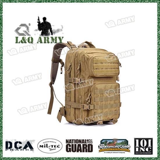 China Military Tactical Backpack Large 3 Day Assault Pack Army Molle ... ef8b0710b3