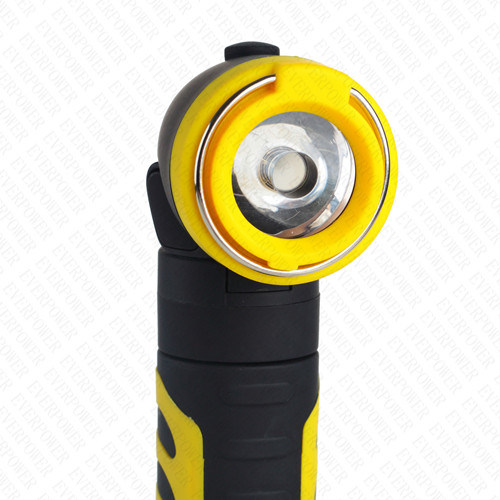 Telescopic COB LED Torch Light with Magnet Base pictures & photos