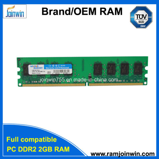 Fast Delivery Full Compatible Desktop 800MHz DDR2 2GB RAM pictures & photos