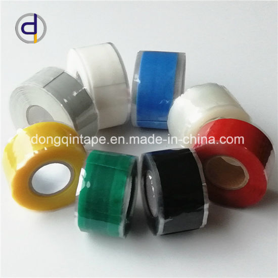 Self Adhesive Bitumen Waterproof of Vulcanized Rubber Tape pictures & photos