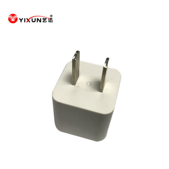 High Quality Plug Single USB 5V1a Travel Wall Charger for Ipones and Ipads; Plug Plastic Mould pictures & photos