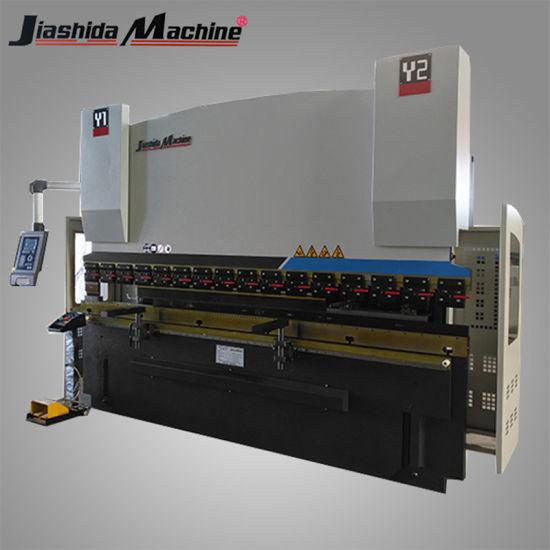 MB8-100t*3200 Delem Da52s CNC Press Bending Machine