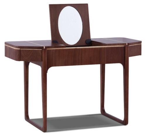 Living Room Furniture Solid Wood Walnut Color Dresser