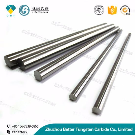 China Cemented Carbide Rods and Bar for PCB Tools - China Tungsten ...