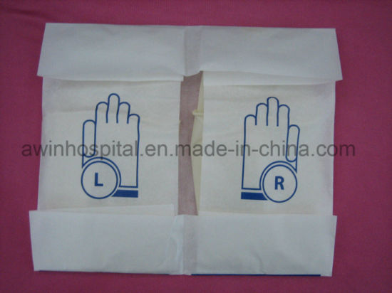 Surgical Gloves Powdered or Powder Free pictures & photos