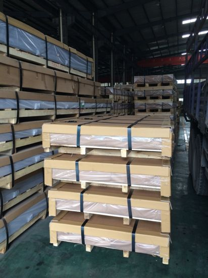 Aluminium Aluminum Tooling Plate 5052, 5083, 6061, 6082, pictures & photos