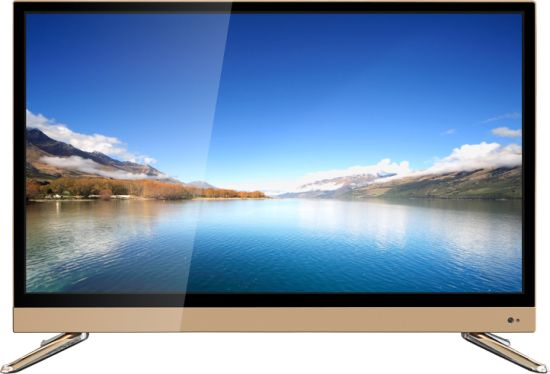 15 17 19 24 32 Inches Color Double Glass LED LCD TV