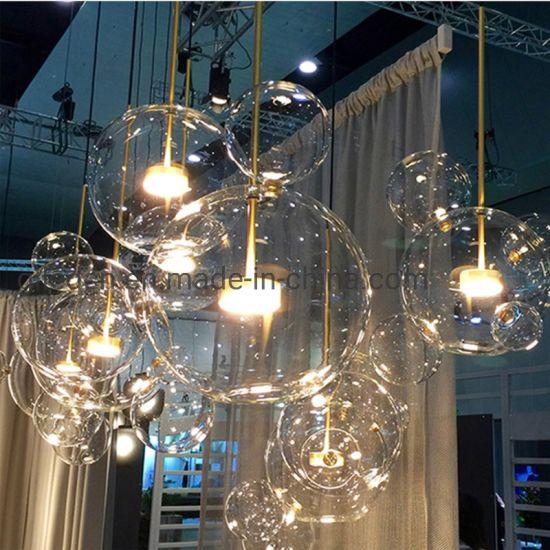 Decorative Gl Hanging Pendant Light