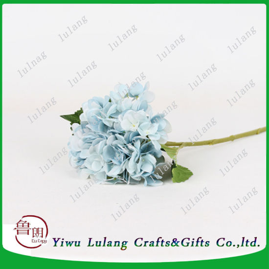 China high quality wholesale artificial real touch silk hydrangea high quality wholesale artificial real touch silk hydrangea flower mightylinksfo
