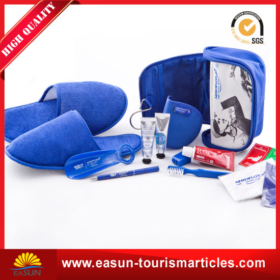 Airline Travel Kit with Good Price & Customer's Logo