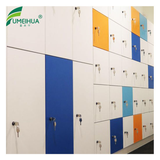 Fumeihua Waterproof Customize Swimming Pool Locker pictures & photos