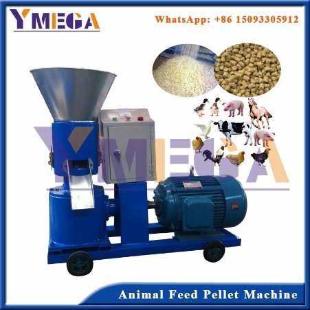 Feed Processing Equipment Easy Operation Pellet Machine Animal Feed pictures & photos